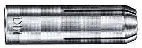 inslaganker m12 inox a4-316, 50 stuks