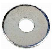 carroring verzinkt m10 -10.5x40x1.25 ., 100 stuks