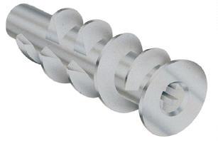 gasbetonplug kbt10x80 9-10/m10 bd14xl80, 25 stuks