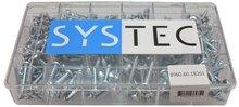 plaatschroef-din-7981-verzinkt-Systec-assortiment-doos-18-vaks